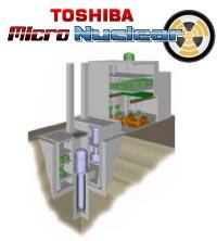 Toshiba MicroNuclear